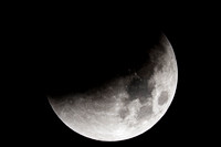Total Lunar Eclipse 2015 UK