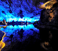 Guilin, Reed Flute Cave, China